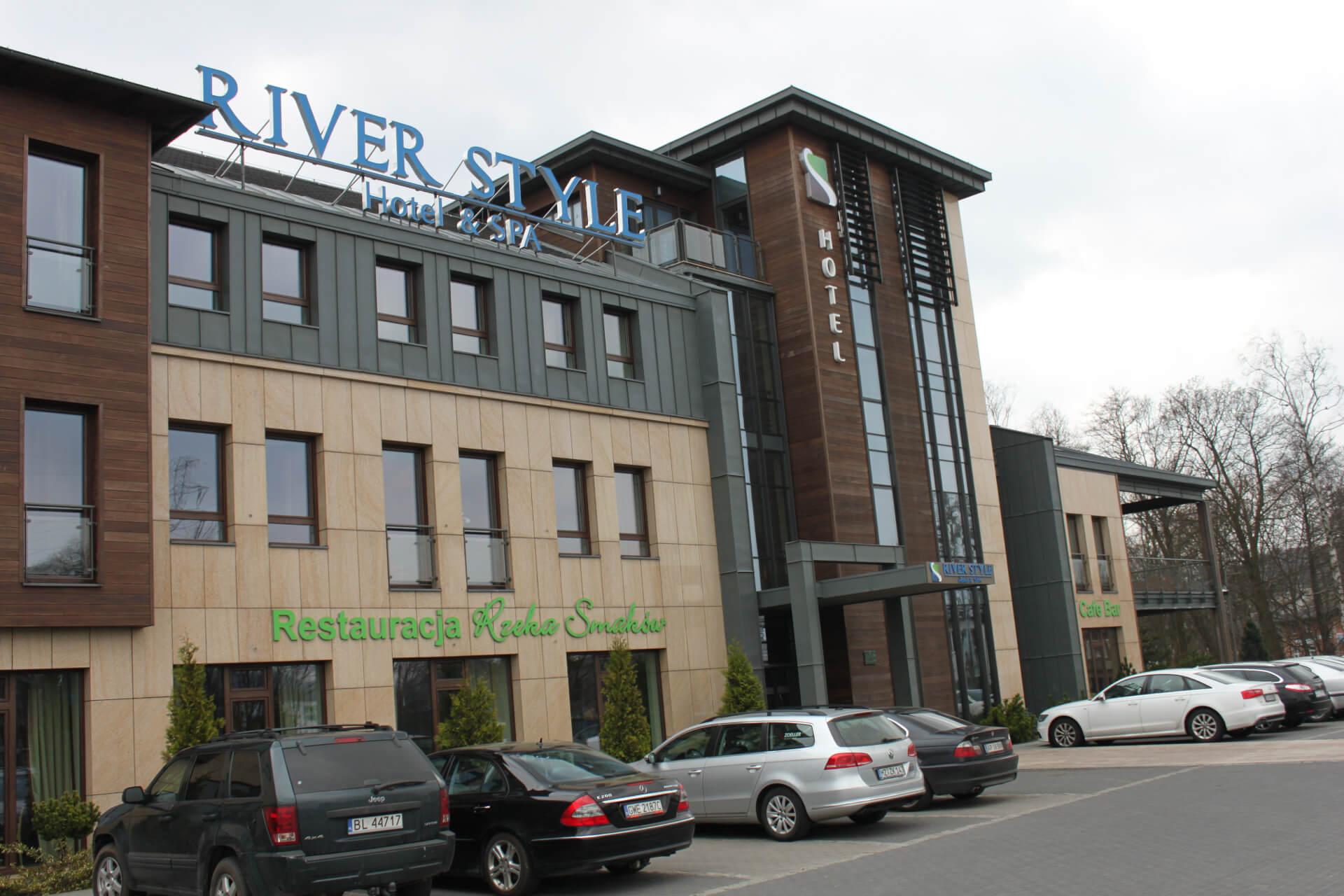 River Style Hotel&Spa Reda